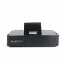 Mediasonic Blackbox Digital Audio/Video Dock for iPod, iPhone & iPad - MLG-6025DK