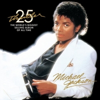Michael Jackson Thriller 25th Anniversary Edition Double LP Vinyl Record <!--VLMICTHR-->
