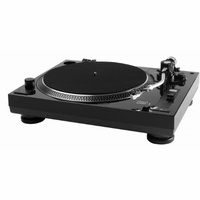 Music Hall USB-1 Belt Drive 2-Speed Turntable with Audio Technica AT3600L Moving-Magnet Cartridge<!--USB1-->