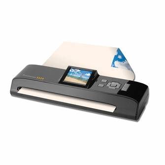 Mustek ScanExpress Standalone Photo and Document Scanner with Built-In 2.4-Inch LCD - S324<!--S324-->