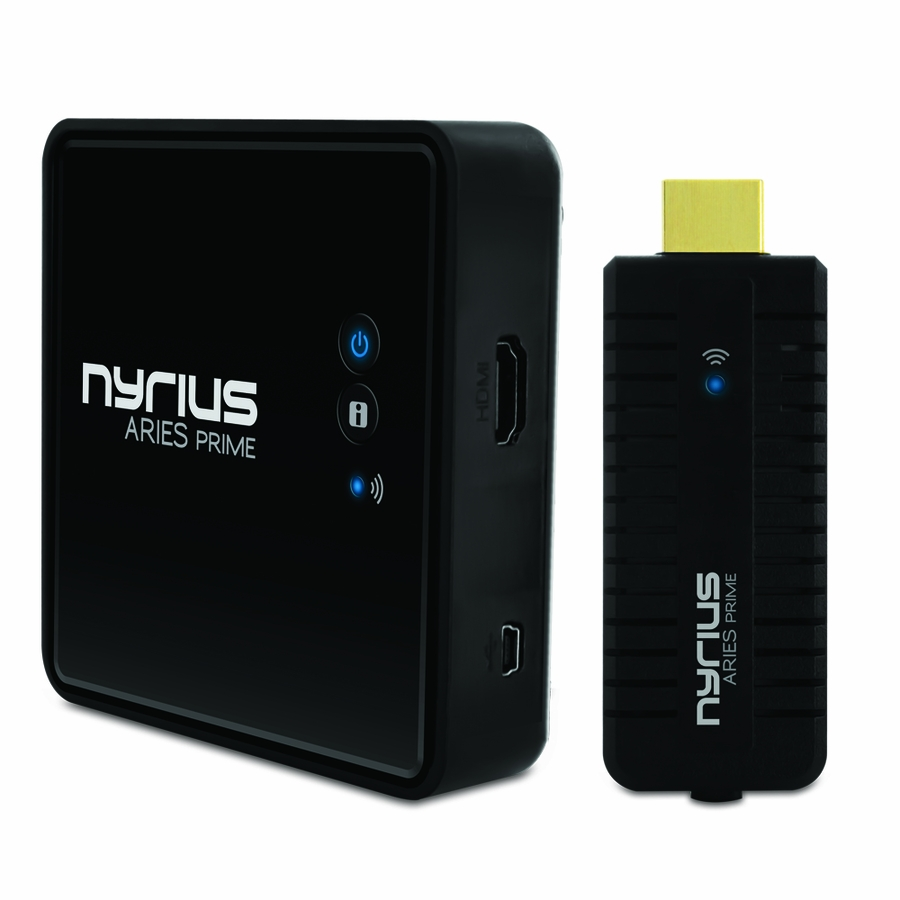 Nyrius Aries Prime Wireless Video Hdmi Transmitter