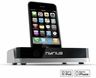 Nyrius NIC709 Media Fusion Universal TV Video Dock for iPhone 4, 3GS, 3G, 2G & iPod with On-screen Navigation, Remote Control, USB/SD & MPEG4/AVI/MP3/JPEG