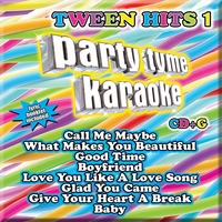 Party Tyme Karaoke Tween Hits Volume 1 CD+G (8+8 songs)<!--PTKTH1-->