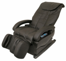 Pure Therapy PT500 Reclining Shiatsu Massage Chair with Remote Control and Elite Shoulder, Back and Calf Therapy