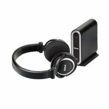 RCA CWHP205 Wireless Stereo Headphones and 2.4GHz Transmitter