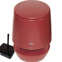 RCA RCA822C 900MHz Wireless Indoor/Outdoor HiFi Stereo Speaker System with Transmitter and Receiver!