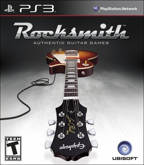 Rocksmith for Playstation 3<!--ROCKSMITHPS3-->