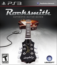 Rocksmith for Playstation 3