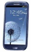 "Samsung Galaxy S3 Android Smart Phone with 4.8"" HD Display"