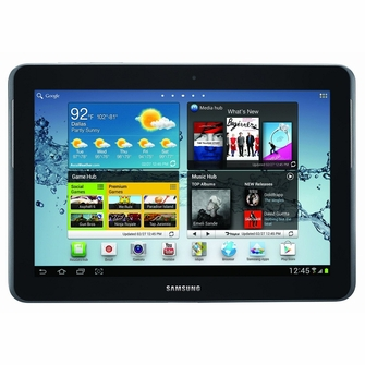 Samsung Galaxy Tab 2, 10.1 Inch with Wi-Fi, Android 4.0, 16GB<!--GALAXYTAB2-->