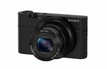 Sony Cyber-shot 20.2 MP Digital Camera with 3.6x Zoom and 1080p Video (RX100)