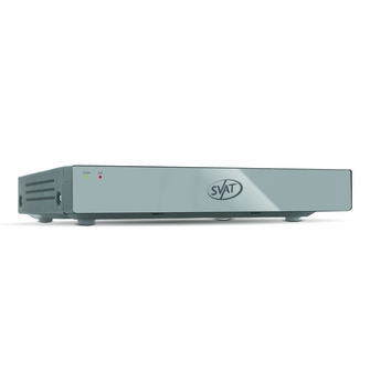 SVAT 8CH Smart Security DVR with 500 GB HDD & Smartphone Compatibility - 11012<!--11012-->