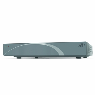 SVAT 8CH Smart Security DVR with 500GB HDD & Smartphone Compatibility - 11013<!--11013-->