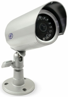 SVAT CV65 Weatherproof Indoor/Outdoor Night Vision Color CMOS Security Surveillance Camera<!--CV65-->