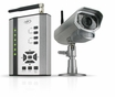 SVAT GX301-012 Digital Wireless DVR Security System with Digital Receiver, SD Card Recording and Long Range Night Vision Camera