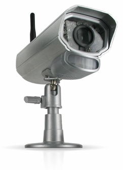 SVAT GX301-C Digital Wireless Surveillance Camera with Long Range Night Vision for GX301 Security Systems<!--GX301-C-->