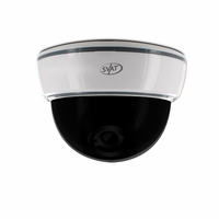 SVAT Imitation Dome Security Camera with Realistic Flashing LED (ISC301)<!--ISC301-->