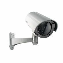 SVAT ISC300 Imitation Security Camera with Realistic Flashing LED