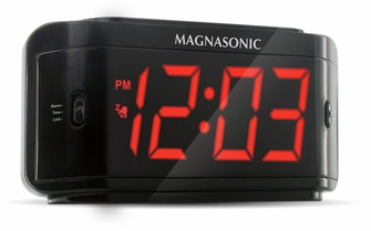 SVAT Covert Alarm Clock DVR with Built-in Color Pinhole Spy Camera (PI300-SD)<!--PI300-SD-->