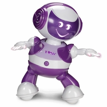 TOSY Robotics DiscoRobo Toy with Voice-Purple