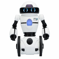 WowWee MiP Balancing Robot with GestureSense Technology (White)<!--0821-->