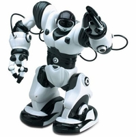 WowWee Robosapien Humanoid Toy Robot with Remote Control<!--ROBOSAPIEN-->
