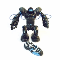 WowWee Robosapien Humanoid Toy Robot with Remote Control (Blue)<!--8015-->
