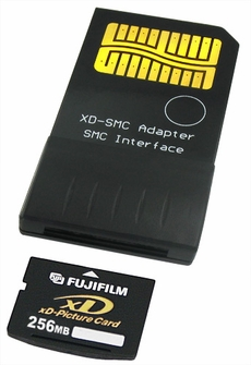 xD to Smartmedia Adapter Memory Card Slot Converter Reader Writer<!--XDSMCADAPTER-->