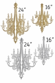 3-D Ornaments - Large Hanging Decor