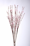 "Acrylic Beaded Floral Spray 35"" Light Pink"