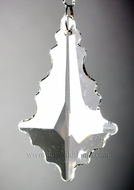 "Acrylic Pendant 2.75""  - ""Charlotte""  Set of 24 for Wedding Trees & Chandeliers!"