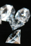 "Acrylic ""Peyton"" Diamonds -  1.25"" - Pack of 12"