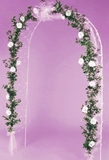 Wedding Arch - 200 Lights - 8 Feet Tall