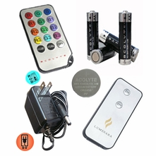 Cords, Batteries , Adapters, Remotes