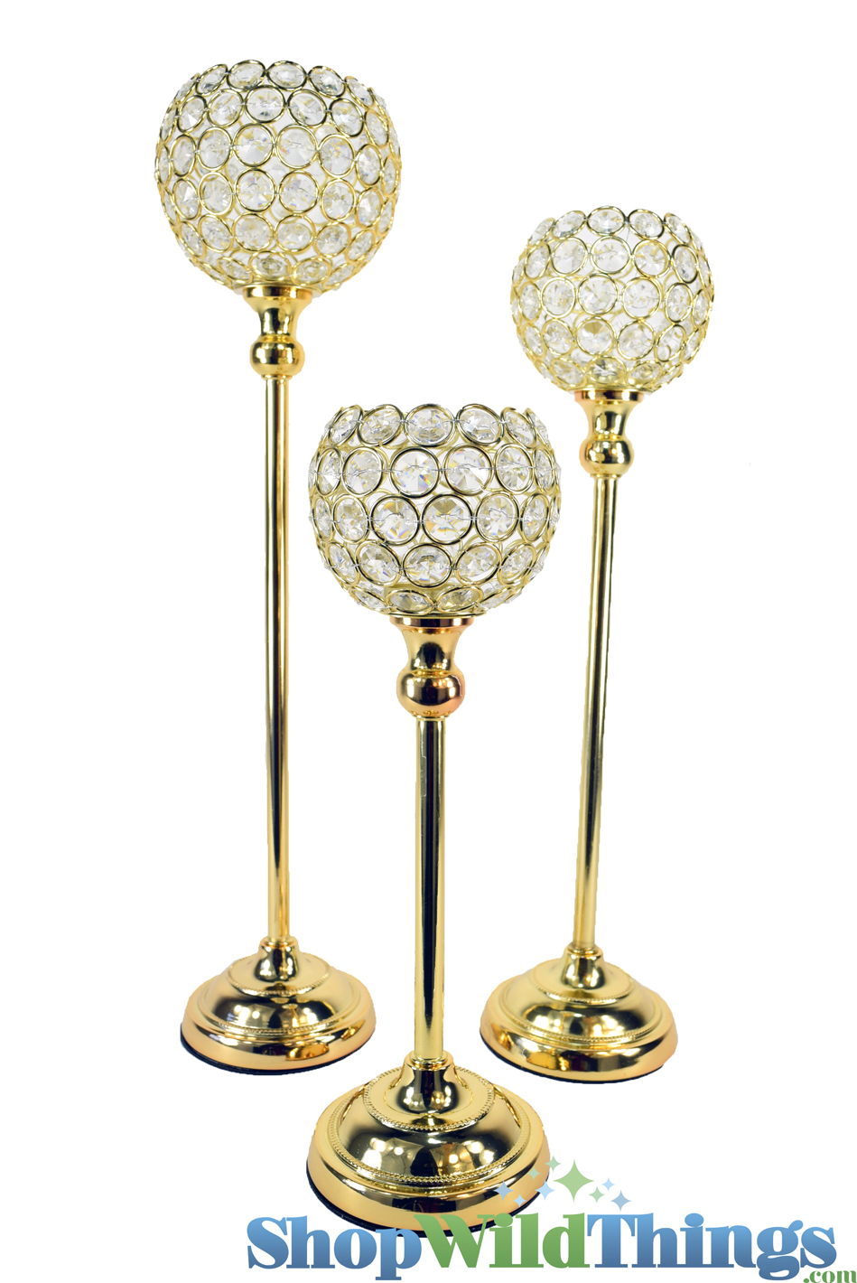 The Zuo Cinta Candle Holder provides a fashionable way to display your wonderfully scented candles. Finished in antique gold, the candle holder features a spiral frame that radiates a warm glow that casts shadows around the room.