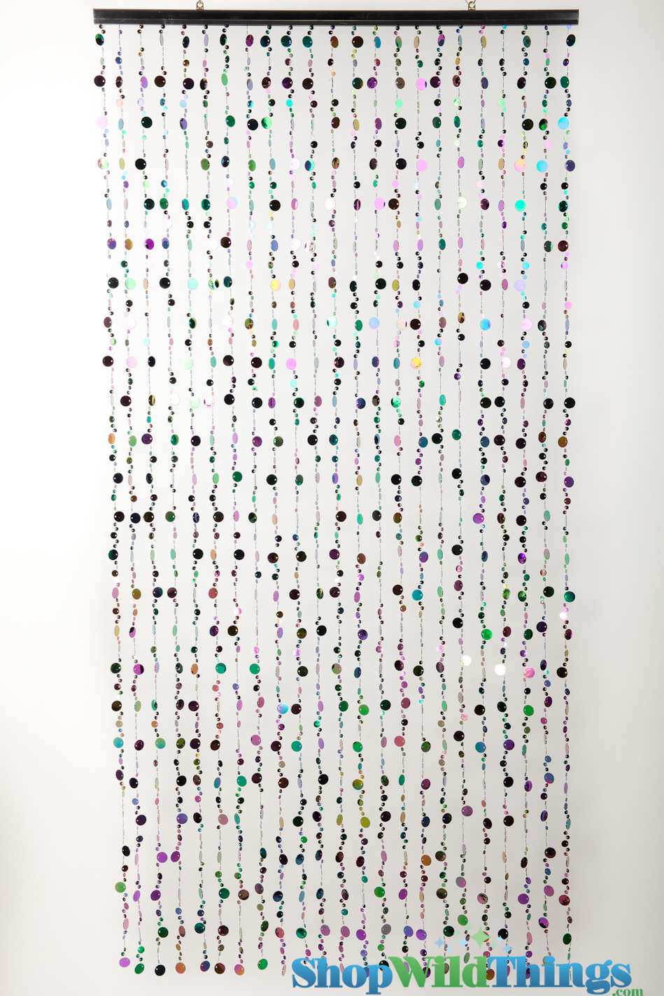 Multi Color Beaded Curtain Buy Purple Black Pink Beaded