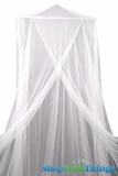 "Canopy ""Megan"" White Mosquito Nets Canopies"