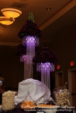 Centerpiece Ideas for Candy or Popcorn Buffet