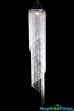 Chandelier Celebration Chelsea - Crystal Iridescent - 6'