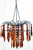 "Chandeliers ""Bejeweled"" Crystals  -<BR><B>3 Colors Available</B>"