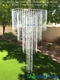Chandeliers - Crystal Multi-Tiered