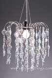 "Chandeliers ""Fountain"" -<BR><B>7 Colors Available</B>"