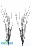 "CLEARANCE-Willow Branch - 42""  Long - Brown (Set of 2!)"