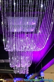 Crystal Ceiling Drapes
