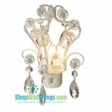 Crystal Chandelier Night Light