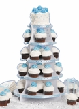 "Dessert Tower - Five Tiers - 20"" Tall"