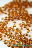 Diamond Confetti - 2000pcs - 1 Carat (6.5mm) Copper Acrylic Diamonds