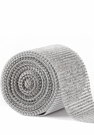 Diamond Wrap Rolls & Adhesive Diamonds & Washi Tape