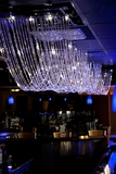 Diamonds LED Ceiling Drape & Canopy - 15 Feet Long