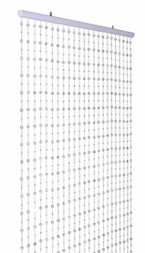 Disco Balls Beaded Curtains - String Curtans - Ornaments & Chandeliers - 12+ Choices